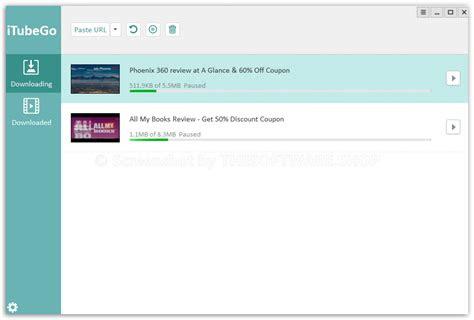 itubego youtube downloader review  registration code