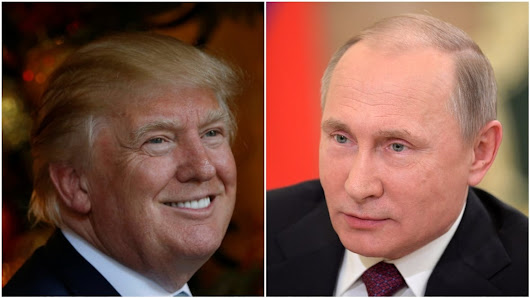 'I always knew he was very smart,' Trump says after Putin vows not to expel U.S. diplomats