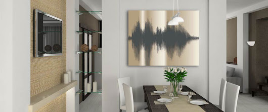 Personalize A Gift That Will Last A Lifetime With Voice Art Gallery