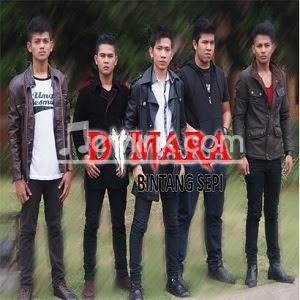 lirik Dymara Band - Bintang Sepi