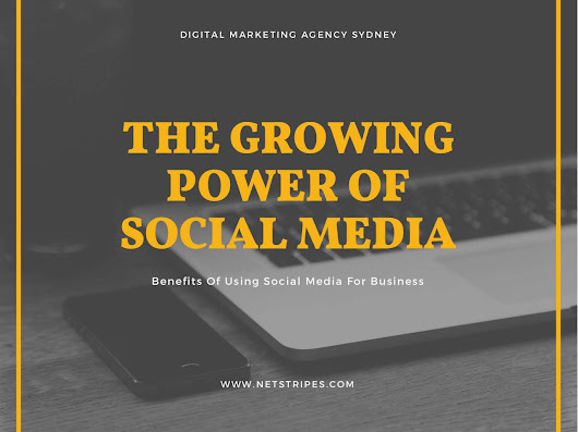 The Growing Power of Social Media