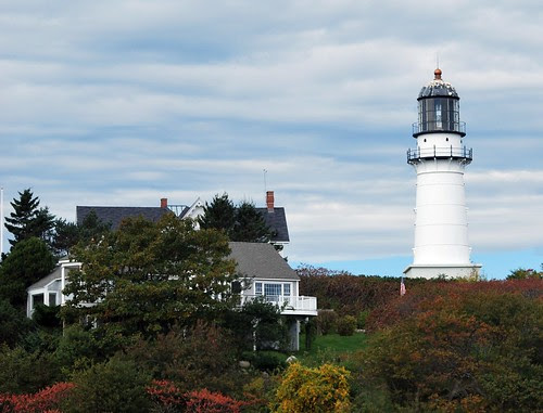 Cape Elizabeth Two Lights - East Tower