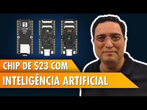 Chip de $23 com Inteligência Artificial