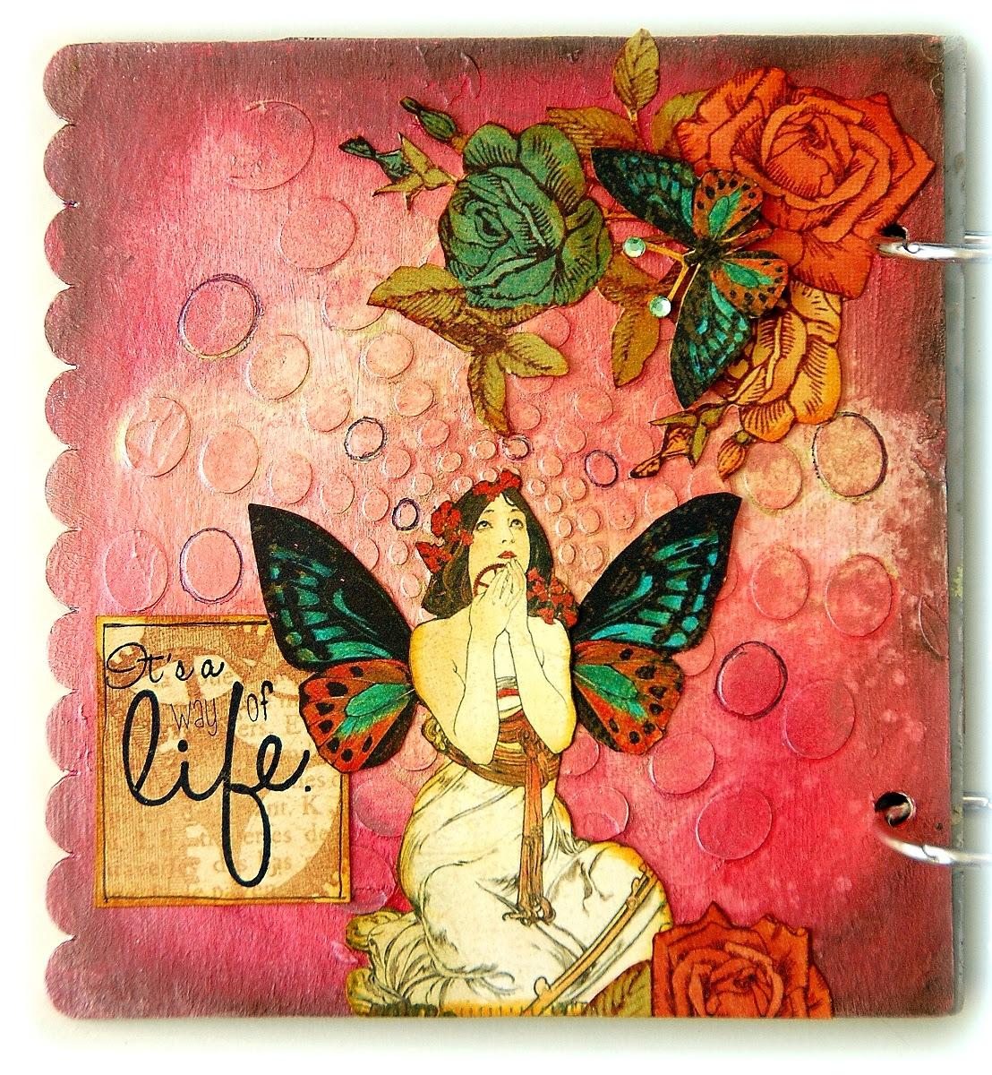 Be Free Mini Album by Irene Tan