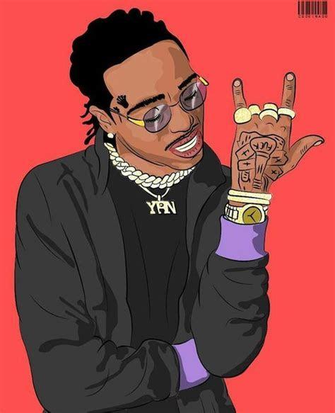 quavo huncho lil rapper art dope art trill art