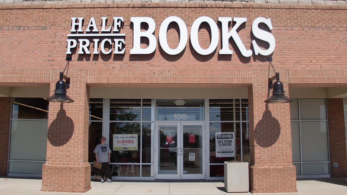 Half Price Bookstore Tacoma