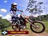 """Fabinho Santos conquista """"invicto"""" título da Copa Verão de motocross em 2 categorias"""