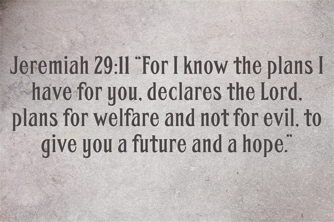 Image result for i don't know what the future holds but i know who holds the future bible verse