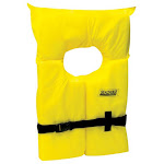 Seachoice 86020 Yellow Adult Life Vest
