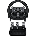 Logitech G920 Driving Force Racing Wheel Dual Motor Force Feedback - Xbox and PC