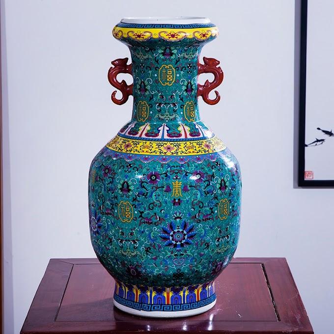 Unique Big Floor Vases Home Decor Photos