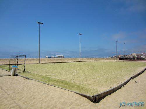 Campos de praia da Figueira da Foz / Buarcos #6 - Futebol em relvado sintético (2) [en] Game fields on the beach of Figueira da Foz / Buarcos - Football on synthetic grass