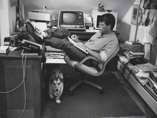 Stephen King's Top 20 Rules For Writers