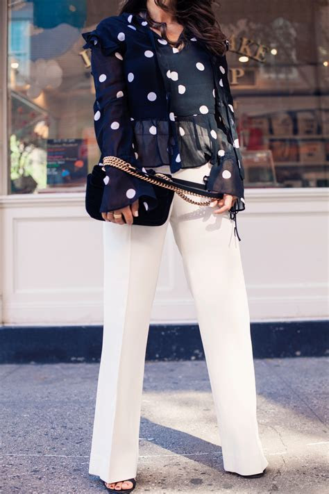5 Polka Dot Pieces That You Can Easily Wear To Work