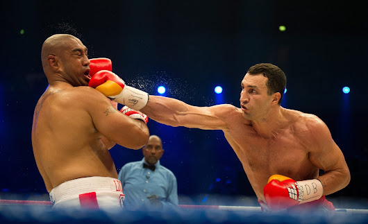 Wladimir Klitschko could take one more shot at Olympic gold