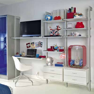 Kids Room Decoration on Inspired Room Colors And Patriotic Decoration Ideas For Kids Rooms