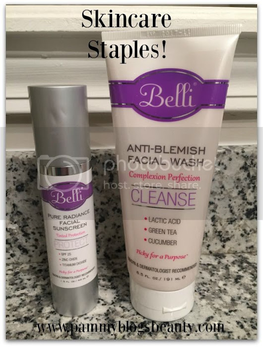Everyday Skincare Favorites from Belli