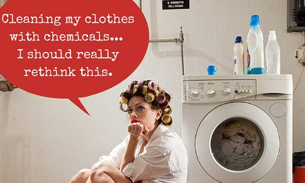 5 Tips to Detox your Laundry Routine