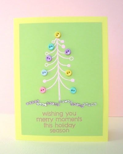 Wishing you.. ( An Etsy inspired card)