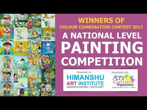 Winner of 17th All India Colour Combination Contest 2017