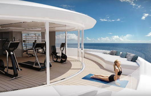 Demand for onboard gym and spa up - Superyacht Business