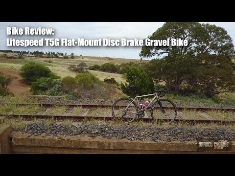Litespeed T5G Gravel Bike - Long Term Review | Froomey