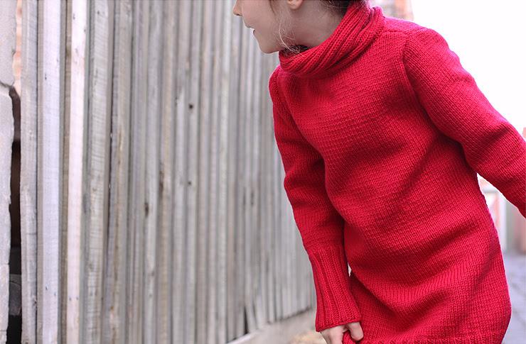 Red Dress #5