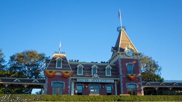 Disneyland Resort, Disneyland, Main Street U.S.A., Halloween Time