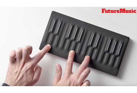 Roli Launches Seaboard & Touch Modules For Their Blocks Ecosystem | FutureMusic the latest news on future music technology DJ gear producing dance music edm and everything electronic