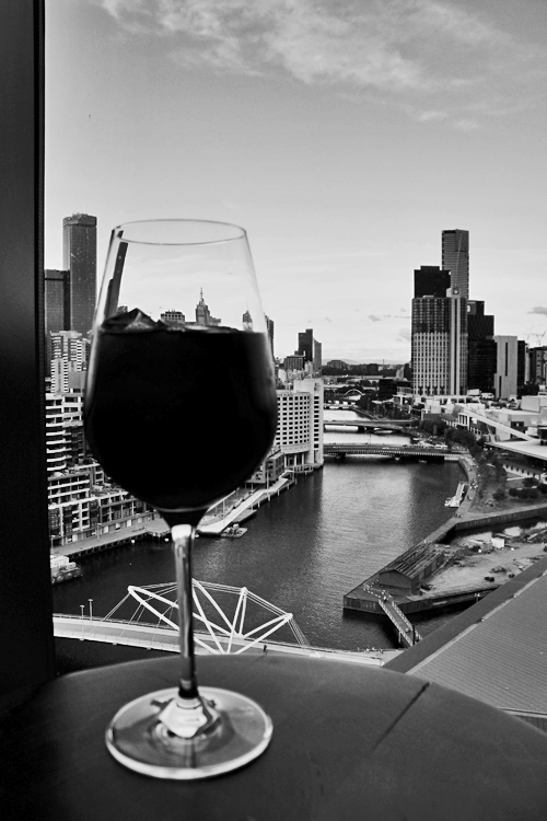 drink in the view© by Haalo