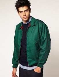Reclaimed Vintage Harrington Jacket