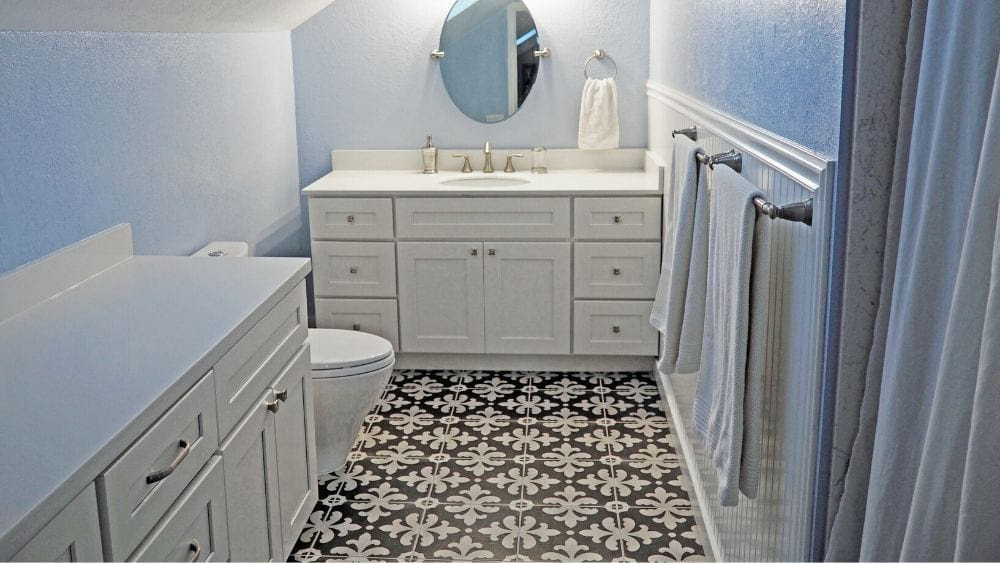 Selecting The Best Flooring For Your Kitchen And Bathrooms Newhomesource