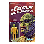 "Super7 Universal Monsters The Creature Walks Among Us 3.75"" ReAction Figure"