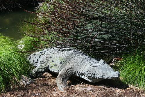 lego crocodile