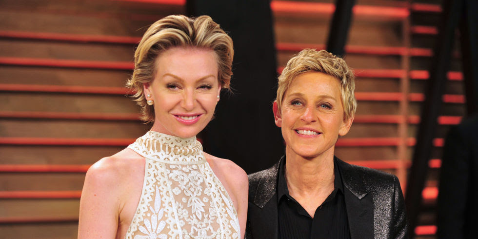 Ellen DeGeneres And Portia de Rossi Add One More To Their Family