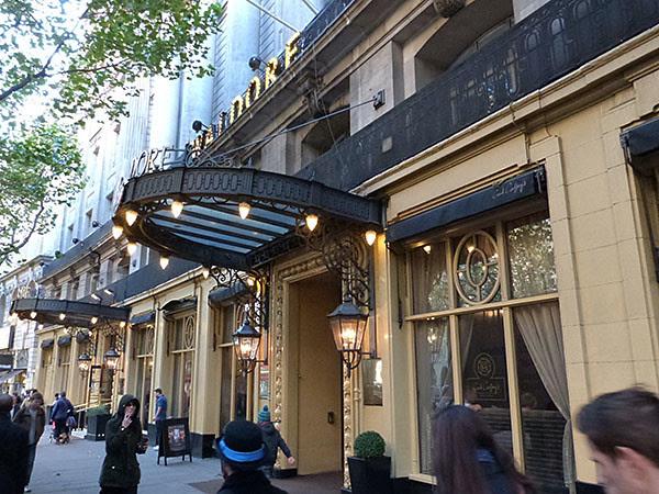 Hôtel Waldorf