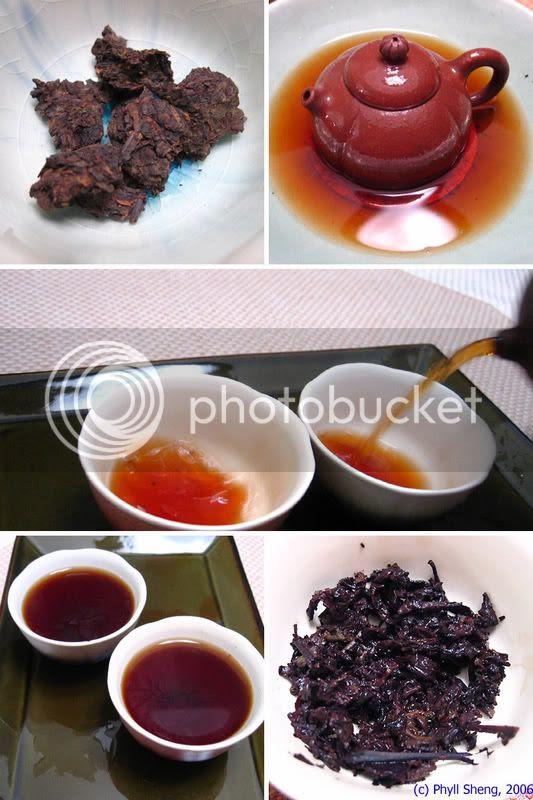 Xiaguan Shou Tuo Cha