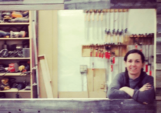 Meet Ali Malone: Tacoma's Woodworking Woman - SouthSoundTalk.com