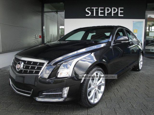 2012 Cadillac ATS 2.0 turbo model 2013 Premium Europe ...