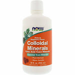 Now Foods Colloidal Minerals Raspberry 32 fl oz