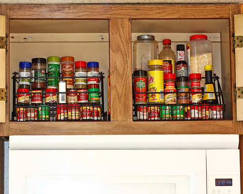 My new spice racks