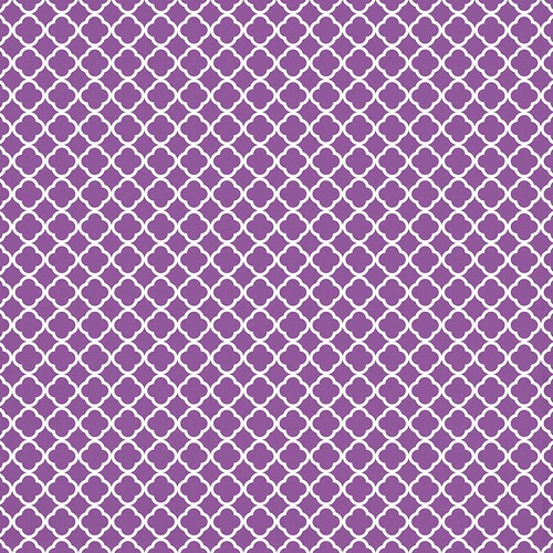 12-grape_BRIGHT_small_QUATREFOIL_SOLID_melstampz_12_and_a_half_inches_SQ_350dpi
