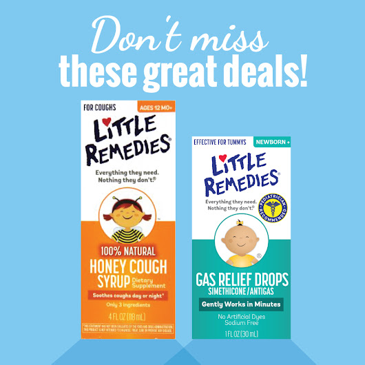 The Perfect Time to Stock Up on Little Remedies® Products – Miss Frugal Mommy