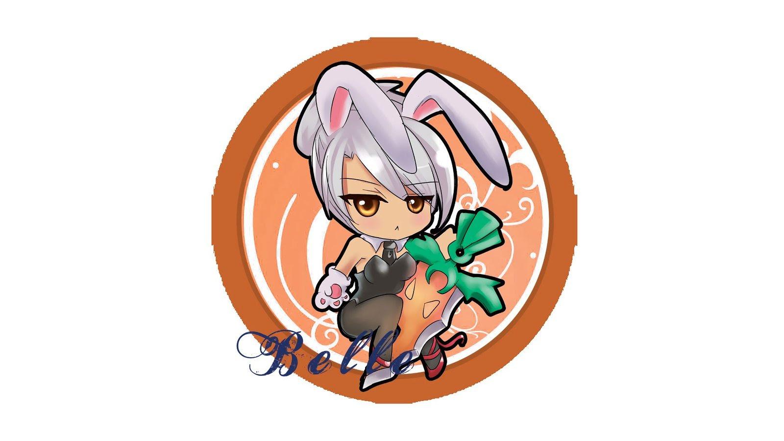 Chibi Battle Bunny Riven Wallpapers Fan Arts League Of