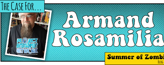 The Case for Armand Rosamilia #SummerZombie - Jay Wilburn | Official Author Website