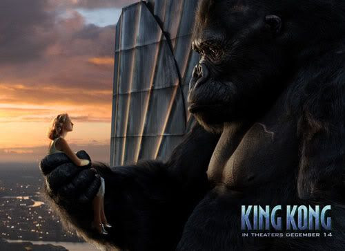 King King movie poster 2.