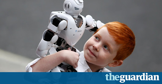 Lipstick on the robot: why is everyone suddenly happy about tech unemployment? | Tim Dunlop | Guardian Sustainable Business | The Guardian