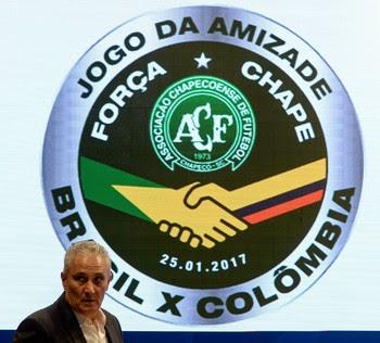 Tite convocação Brasil x Colômbia (Foto: Pedro Martins / MoWA Press)