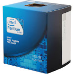 Intel Pentium G2120 3.1 GHz Dual-Core Processor - 3 MB - LGA1155 Socket - Retail