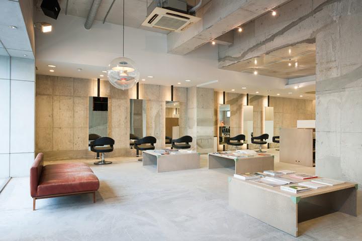 hair salon » Retail Design Blog